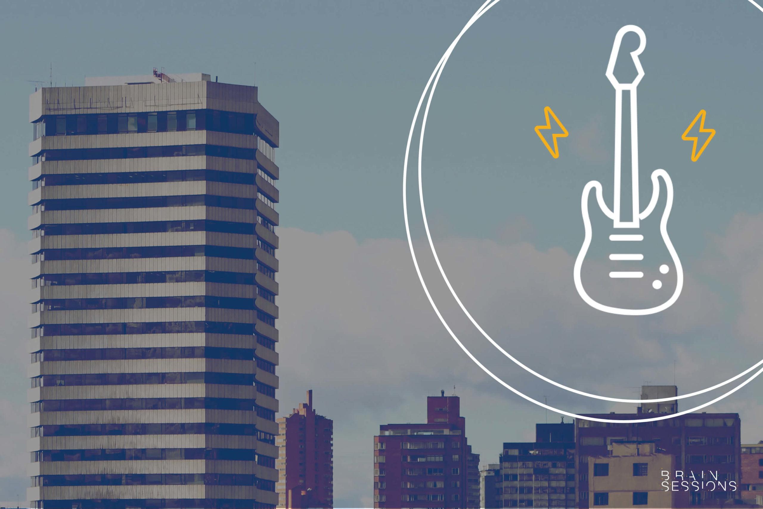 Las mejores alternativas para clases de guitarra en Bogotá